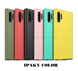 Ốp dẻo IPAKY Color Galaxy Note 10.